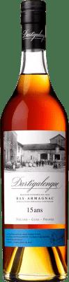 69,95 € Envío gratis | Armagnac Dartigalongue 15 Años Francia Botella 70 cl