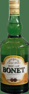 12,95 € Envío gratis | Digestivo Bonet España Botella 70 cl