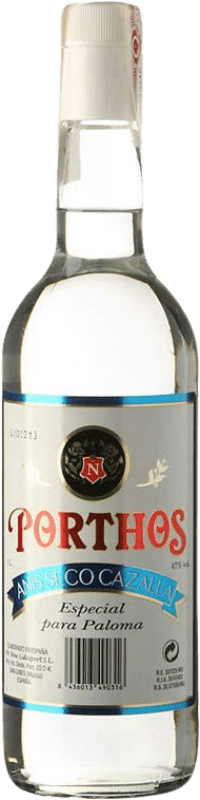 9,95 € Free Shipping | Aniseed Cazalla Porthos Dry Spain Missile Bottle 1 L