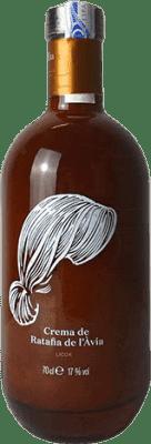 8,95 € Envío gratis | Crema de Licor Crema de Ratafia de l'Àvia España Botella 75 cl