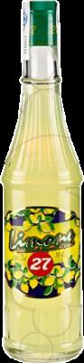7,95 € Envío gratis | Licores Limone 27 Limoncello España Botella 70 cl