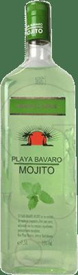 16,95 € Envoi gratuit | Liqueurs Mojito Playa Bavaro Espagne Bouteille Magnum 1,5 L