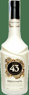 12,95 € Envío gratis | Crema de Licor Orochata España Botella 70 cl