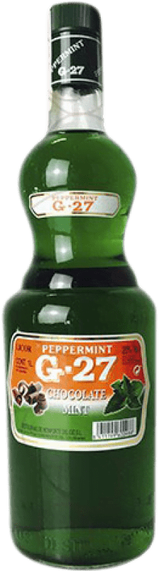 11,95 € Free Shipping | Spirits Salas G-27 Mint Chocolate Pippermint Spain Missile Bottle 1 L