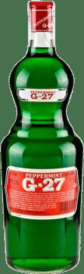 16,95 € Free Shipping | Spirits Salas Verde G-27 Pippermint Spain Magnum Bottle 1,5 L