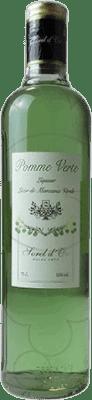 8,95 € Free Shipping | Spirits Sorel d'Or Pomme Verte Licor Macerado Spain Bottle 70 cl