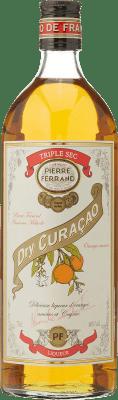 21,95 € Envío gratis | Triple Seco Pierre Ferrand Francia Botella 70 cl