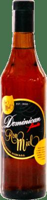9,95 € Envío gratis | Ron Dominican Miel España Botella 70 cl