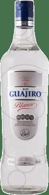 17,95 € Envoi gratuit   Rhum Guajiro Blanco Espagne Bouteille Missile 1 L