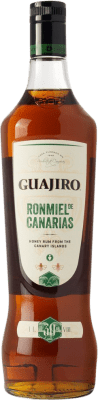 14,95 € Free Shipping | Rum Guajiro Miel Spain Missile Bottle 1 L