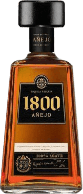 44,95 € Free Shipping | Tequila Tequila 1800 Añejo Mexico Bottle 70 cl