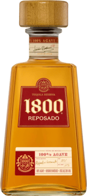 29,95 € Free Shipping | Tequila Tequila 1800 Reposado Mexico Bottle 70 cl