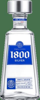 26,95 € Envoi gratuit | Tequila 1800 Silver Blanco Mexique Bouteille 75 cl