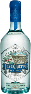 49,95 € Free Shipping | Tequila José Cuervo Platino Blanco Reserva Mexico Bottle 70 cl