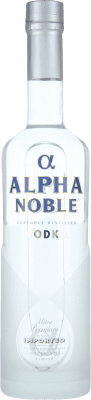 16,95 € Free Shipping | Vodka Alpha Noble France Bottle 70 cl