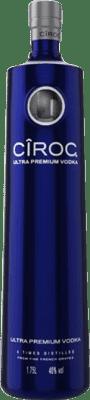 103,95 € Envoi gratuit | Vodka Cîroc Led Light France Bouteille Magnum 1,75 L