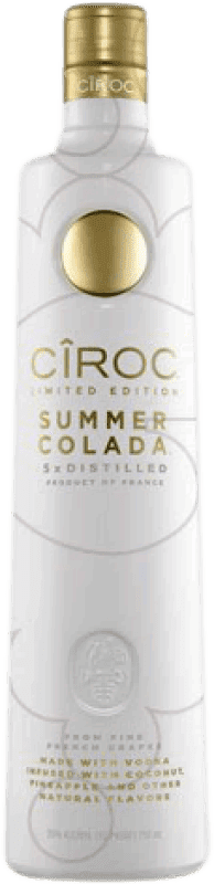 25,95 € Free Shipping | Vodka Cîroc Summer Colada France Bottle 70 cl