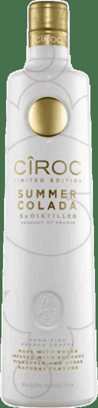 28,95 € Envoi gratuit   Vodka Cîroc Summer Colada France Bouteille 70 cl