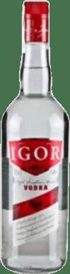 9,95 € Free Shipping | Vodka Igor Spain Missile Bottle 1 L