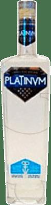 23,95 € Kostenloser Versand | Wodka Platinvm Caviar Spanien Flasche 70 cl