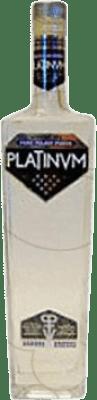 23,95 € Kostenloser Versand | Wodka Platinvm Premium Spanien Flasche 70 cl
