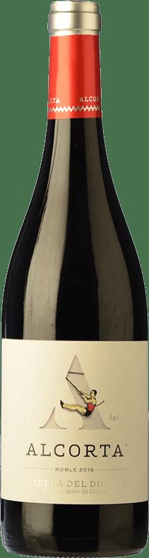 5,95 € Free Shipping | Red wine Campo Viejo Alcorta Roble D.O. Ribera del Duero Castilla y León Spain Tempranillo Bottle 75 cl