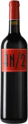 21,95 € Envoi gratuit | Vin rouge Ànima Negra An/2 Crianza I.G.P. Vi de la Terra de Mallorca Îles Baléares Espagne Syrah, Callet, Fogoneu, Mantonegro Bouteille 75 cl