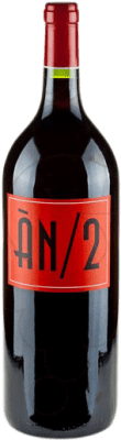 43,95 € Free Shipping | Red wine Ànima Negra An/2 Crianza I.G.P. Vi de la Terra de Mallorca Balearic Islands Spain Syrah, Callet, Fogoneu, Mantonegro Magnum Bottle 1,5 L