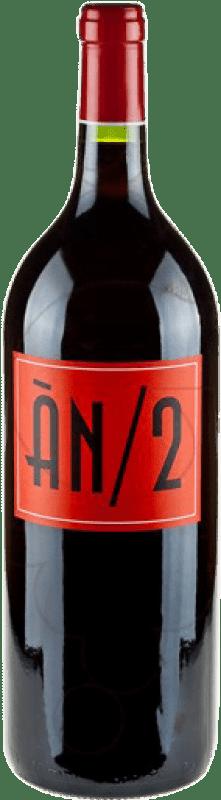 37,95 € Envoi gratuit   Vin rouge Ànima Negra An/2 Crianza I.G.P. Vi de la Terra de Mallorca Îles Baléares Espagne Syrah, Callet, Fogoneu, Mantonegro Bouteille Magnum 1,5 L