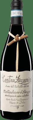 9,95 € Kostenloser Versand | Rotwein Zaccagnini Crianza Otras D.O.C. Italia Italien Montepulciano Flasche 75 cl