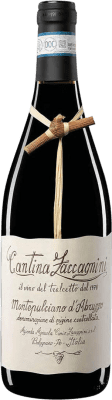 9,95 € Envoi gratuit | Vin rouge Zaccagnini Crianza Otras D.O.C. Italia Italie Montepulciano Bouteille 75 cl