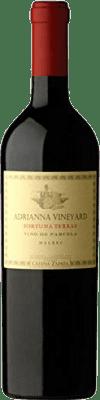 84,95 € Kostenloser Versand | Rotwein Catena Zapata Adrianna Vineyard Fortuna Terrae Argentinien Malbec Flasche 75 cl