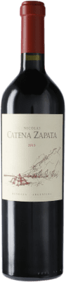 67,95 € Kostenloser Versand | Rotwein Catena Zapata Nicolás Argentinien Cabernet Sauvignon, Malbec Flasche 75 cl