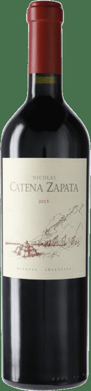 79,95 € Envoi gratuit   Vin rouge Catena Zapata Nicolás Argentine Cabernet Sauvignon, Malbec Bouteille 75 cl