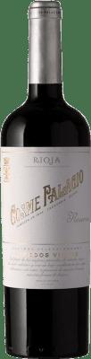 21,95 € Kostenloser Versand | Rotwein Palacio Cosme Palacio Reserva D.O.Ca. Rioja La Rioja Spanien Tempranillo Flasche 75 cl