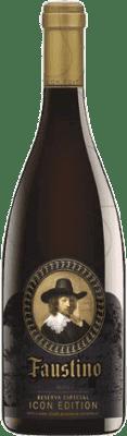 Vin rouge Faustino Icon Edition D.O.Ca. Rioja La Rioja Espagne Tempranillo, Graciano Bouteille 75 cl