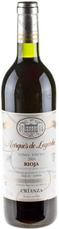 9,95 € 送料無料 | 赤ワイン Marqués de Legarda Crianza D.O.Ca. Rioja ラ・リオハ スペイン ボトル 75 cl