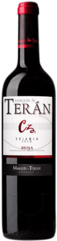 19,95 € Free Shipping | Red wine Marqués de Terán Crianza D.O.Ca. Rioja The Rioja Spain Tempranillo Magnum Bottle 1,5 L