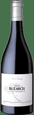 39,95 € Free Shipping | Red wine Mas Llunes Finca Butaros Crianza D.O. Empordà Catalonia Spain Bottle 75 cl