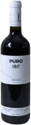7,95 € Spedizione Gratuita   Vino rosso Puro vino Ecológico Crianza D.O.P. Vino de Calidad de Valtiendas Castilla y León Spagna Bottiglia 75 cl