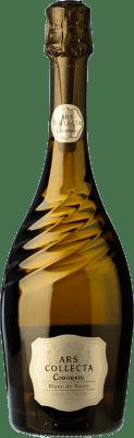 16,95 € Kostenloser Versand | Weißer Sekt Ars Collecta Blanc de Noirs Brut Gran Reserva D.O. Cava Katalonien Spanien Flasche 75 cl