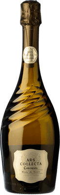16,95 € Free Shipping | White sparkling Ars Collecta Blanc de Noirs Brut Gran Reserva D.O. Cava Catalonia Spain Bottle 75 cl