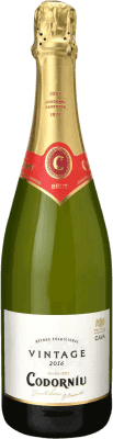 12,95 € Free Shipping   White sparkling Codorníu Vintage Brut Joven D.O. Cava Catalonia Spain Magnum Bottle 1,5 L   Thousands of wine lovers trust us to get the best price guarantee, free shipping always and hassle-free shopping and returns.