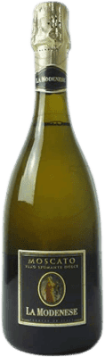 3,95 € Free Shipping   White sparkling Otros La Modenese Moscato Otras D.O.C. Italia Italy Muscatel Bottle 75 cl   Thousands of wine lovers trust us to get the best price guarantee, free shipping always and hassle-free shopping and returns.