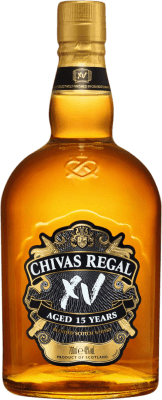 42,95 € Free Shipping | Whisky Blended Chivas 15 Años Reserva United Kingdom Bottle 70 cl