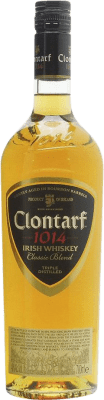 25,95 € Free Shipping | Whisky Blended Clontarf Reserva Ireland Bottle 70 cl
