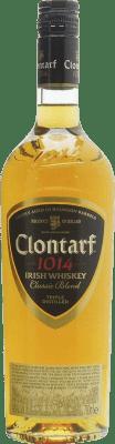 18,95 € Envío gratis | Whisky Blended Clontarf Reserva Irlanda Botella 70 cl