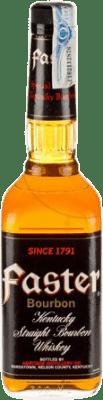 Bourbon Faster États Unis Bouteille 70 cl