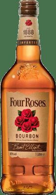 26,95 € Envoi gratuit | Bourbon Four Roses États Unis Bouteille Missile 1 L