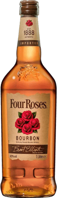 21,95 € Free Shipping | Bourbon Four Roses United States Missile Bottle 1 L